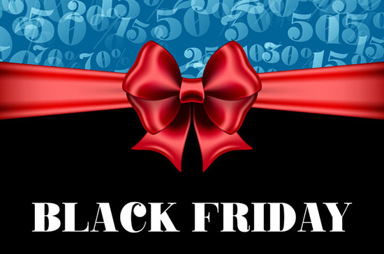25 Novembre – Black Friday